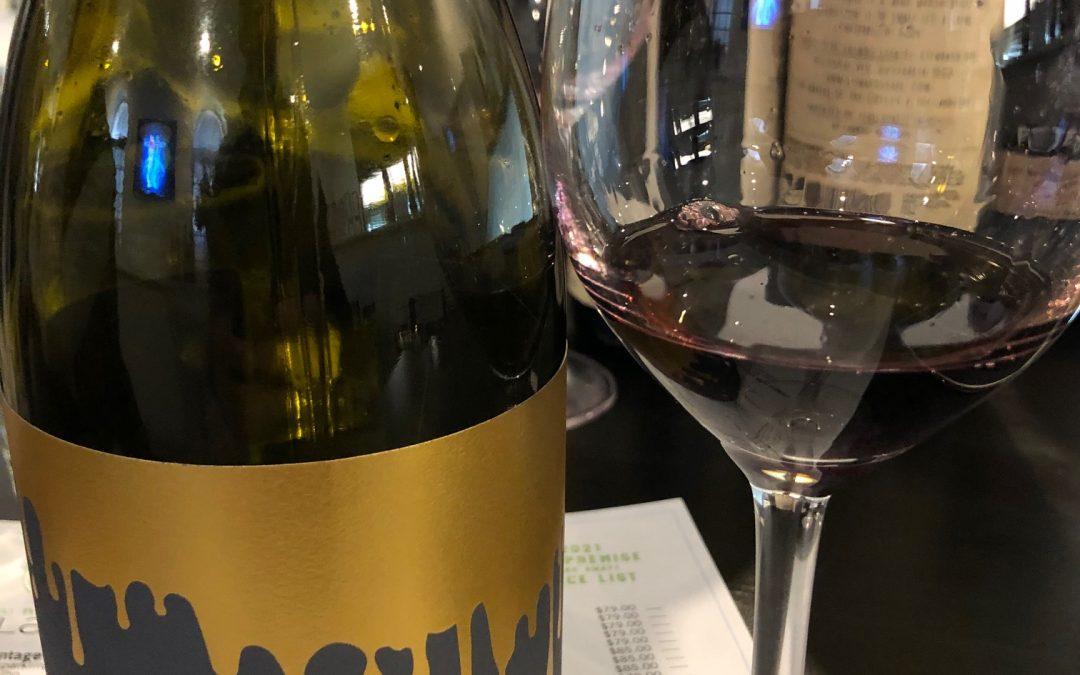 Monak Wine Co Mon CinQ Mon Doyen SGM 2020, Murray Darling, Victoria.