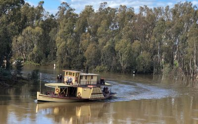Echuca to Swan Hill – Part one in a series on the Murray River wine regions