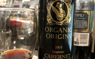 Robinvale Liqueur Cabernet Sauvignon 2003, Murray Darling, Victoria