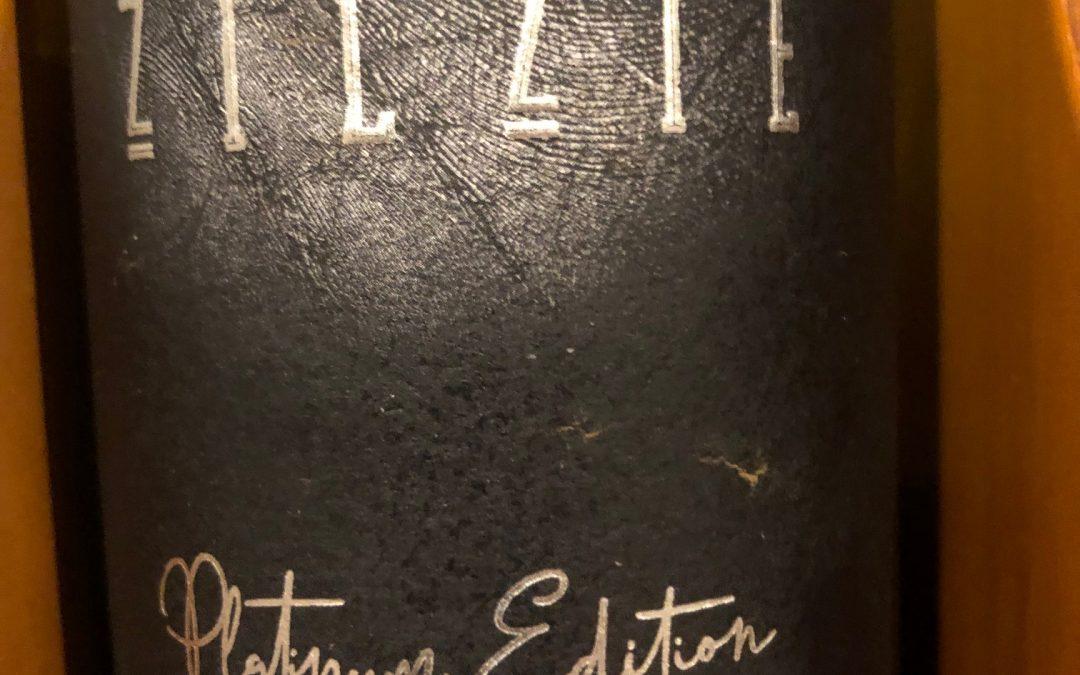 Zilzie Wines Platinum edition Cabernet Sauvignon 2019, McLaren Vale, SA