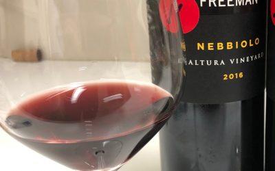 Freeman Altura Vineyard Nebbiolo, 2016, Hilltops, NSW
