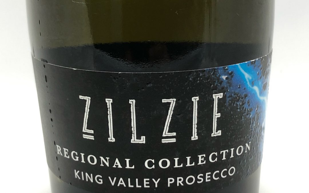Zilzie Regional Collection King Valley Prosecco NV