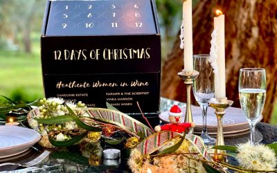 A unique gift for Christmas from Heathcote's Women in Wine