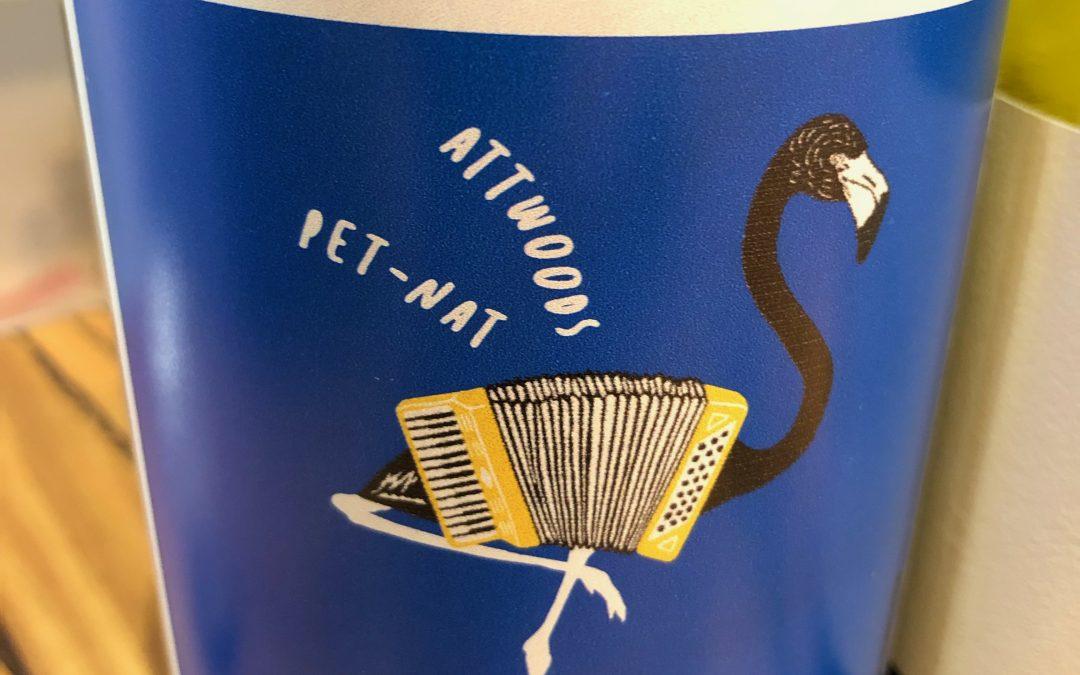 Attwoods Vin de Folie Pet Nat 2021, Macedon Ranges, Vic