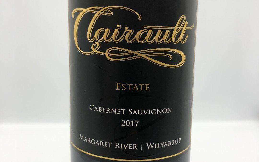 Clairault Estate Cabernet Sauvignon 2017, Margaret River, WA