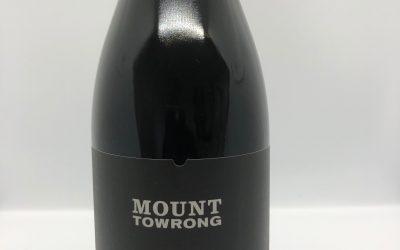 Mount Towrong Vineyard Lagrein 2019, Heathcote, Victoria
