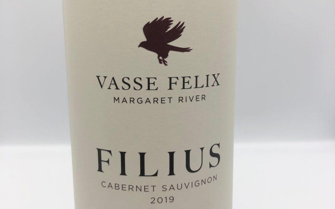 Vasse Felix Filius Cabernet Sauvignon 2019, Margaret River, WA