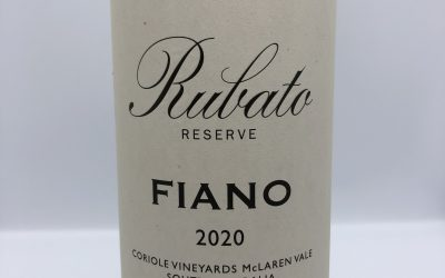 Coriole Rubato Reserve Fiano 2020, McLaren Vale, SA